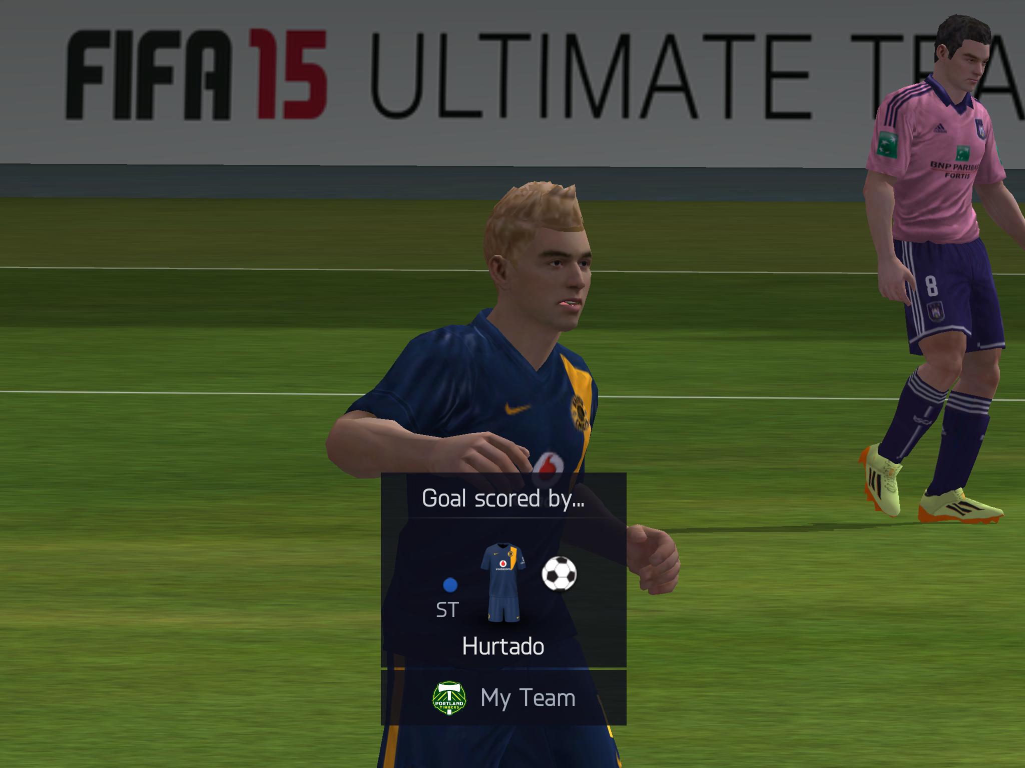Fifa 15 ultimate team ios 11