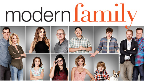 a review of the show modern family Despite all the bickering, that's what makes modern family so satisfying: the  characters  in the last scene, we learned that mitch went to the show, but he  tricked cameron into believing he stayed home  movie reviews.